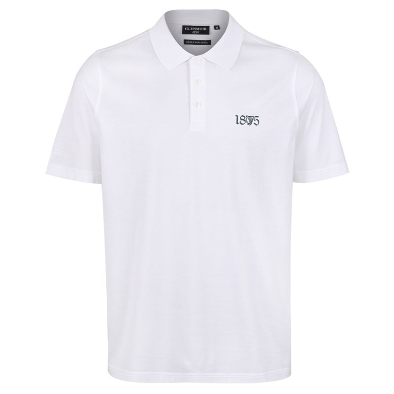 1875 TARTH POLO WHITE