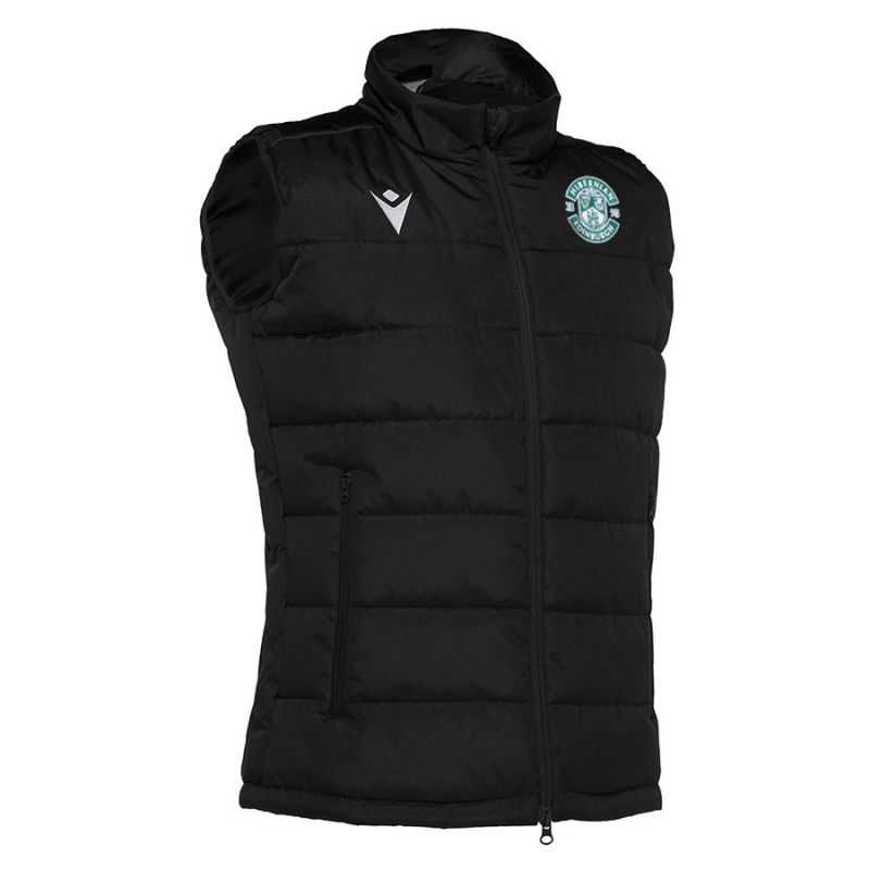 19/20 TRAINING GILET SNR BLK