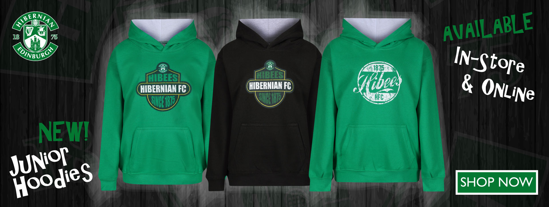 Hibernian FC Goalkeeper Kit | ON SALE NOW