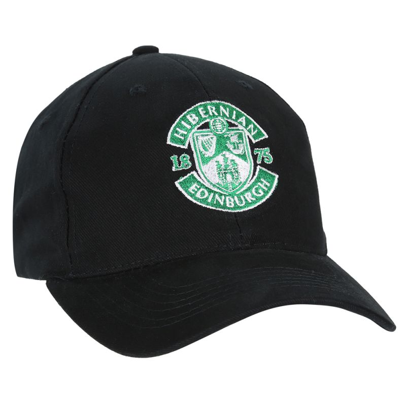 2efd0c1d29a ESSENTIALS CAP BLACK - Hibernian Direct