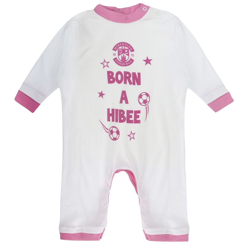 GIRLS HIBEE SLEEPSUIT