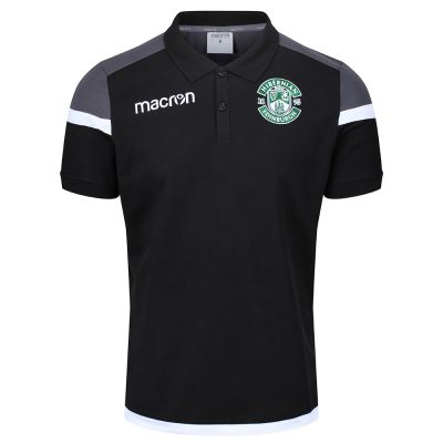 18/19 TRAINING POLO JNR BLK image