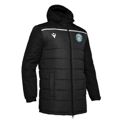 19/20 TRAINING JACKET SNR BLK image
