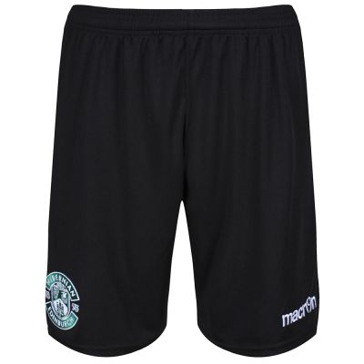 19/20 TRAINING SHORTS JNR BLK image