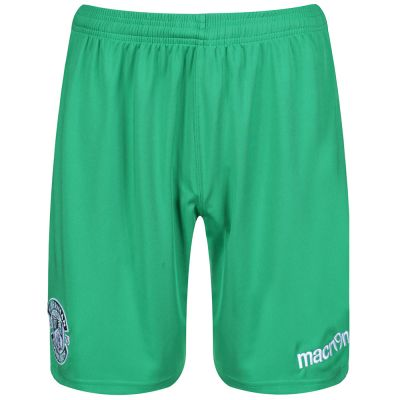 19/20 TRAINING SHORTS JNR GRN image