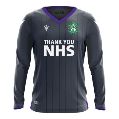 20/21 AWAY JERSEY LS SNR (WITH NHS LOGO) image