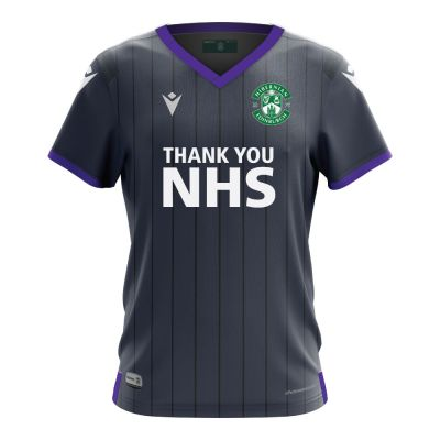 20/21 AWAY JERSEY SS JNR (WITH NHS LOGO) image