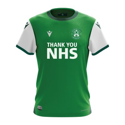 20/21 HOME JERSEY SS SNR (WITH NHS LOGO) image