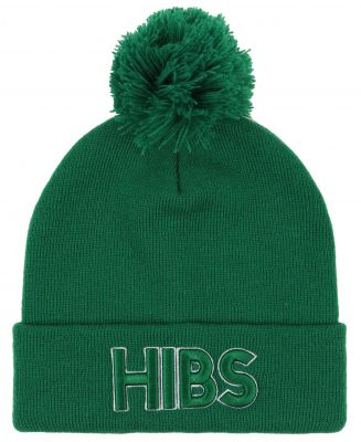 3D TEXT BOBBLE HAT image