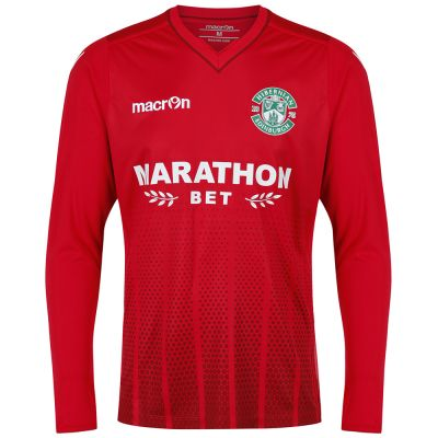 2017-18 3RD GOALKEEPER JERSEY RED SNR image