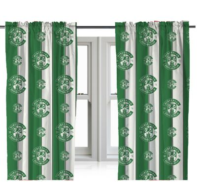 CURTAINS POLYCOTTON 54