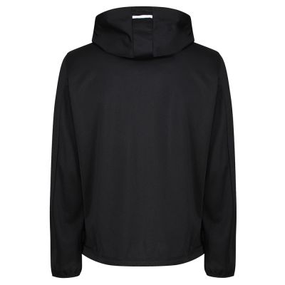 19/20 TRAINING FULL-ZIP HOODY JNR BLK