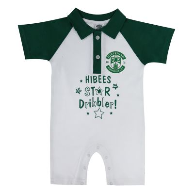 STAR DRIBBLER TWIN PK ROMPER