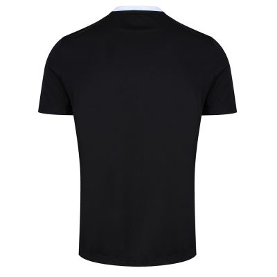19/20 TRAINING T-SHIRT BLK/WHT JNR
