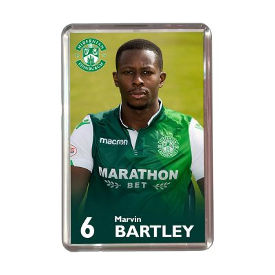 BARTLEY FRIDGE MAGNET