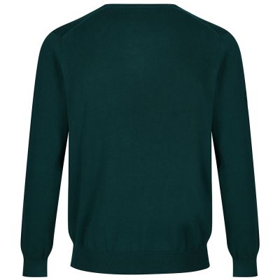 GLENMUIR EDEN SWEATER B/GRN