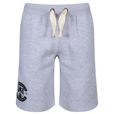 JOG SHORT SNR GREY
