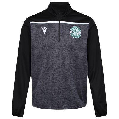 19/20 TRAINING TOP 1/4 ZIP JNR BLK