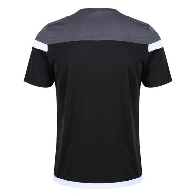18/19 TRAINING T-SHIRT BLK JNR