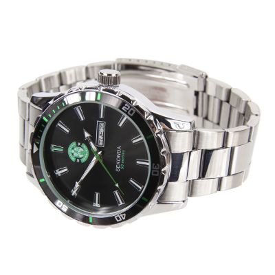 HIBERNIAN FC SEKONDA WATCH BLACK