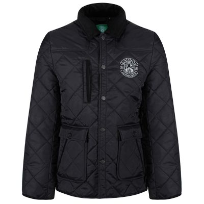 CLEVELAND QUILTED JKT image