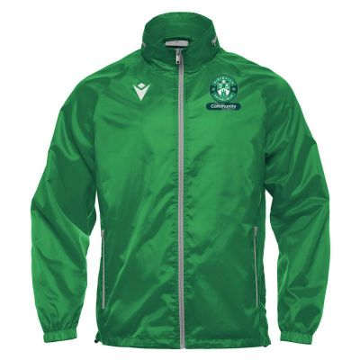 COMMUNITY RAIN JACKET GIRLS JNR image