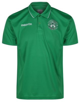 DRACO TRAINING POLO SHIRT GREEN JNR image