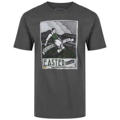 MENS EASTER RD T-SHIRT CHARCOAL image