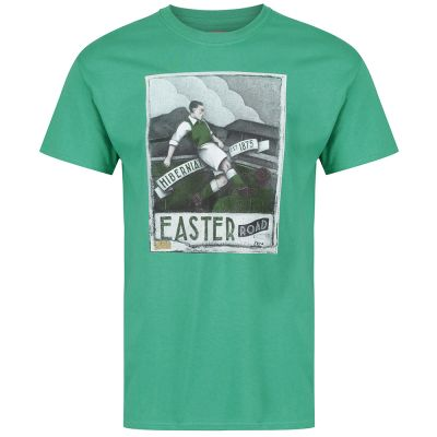 MENS EASTER RD T-SHIRT GREEN image