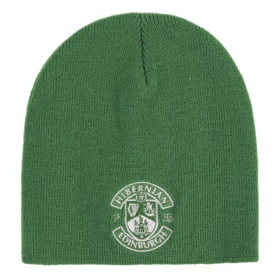 ESSENTIALS BEANIE HAT GRN image