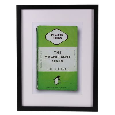 FRAMED PENGUIN TURNBULL image