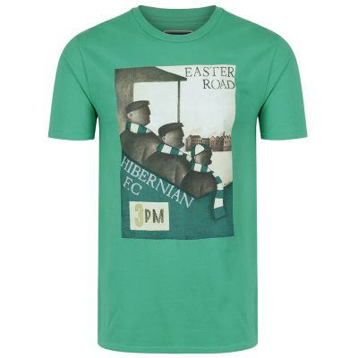MENS GENERATION T-SHIRT GREEN image