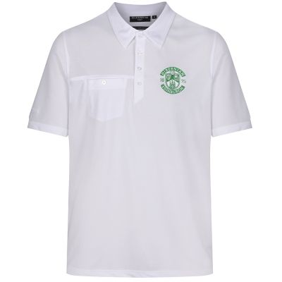 GLENMUIR LOWTHER POLO WHITE image