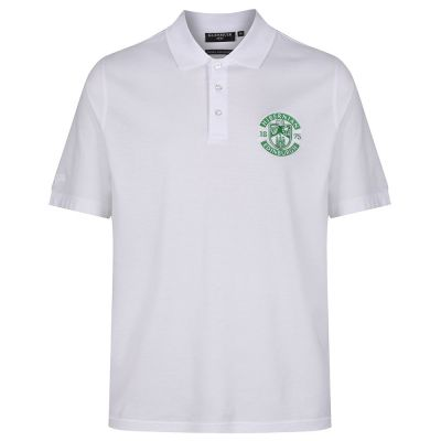 GLENMUIR TARTH POLO WHITE image