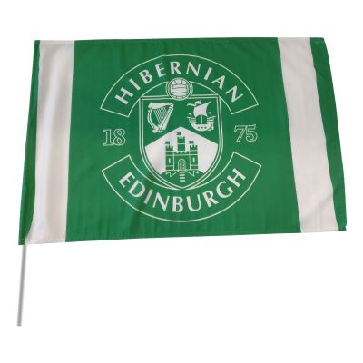 HAND WAVING FLAG EMERALD image