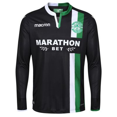 17-18 AWAY SHIRT LONG SLEEVED SNR image