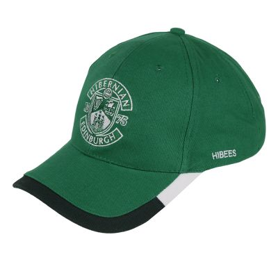 HIBEES CAP EMERALD/BOTTLE GREEN image
