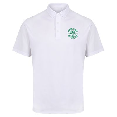 HOGAN POLO WHITE image