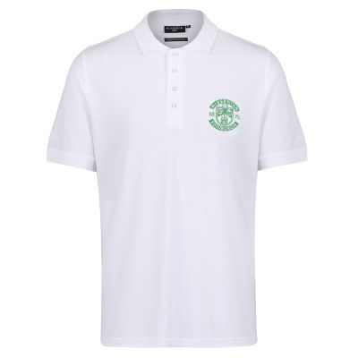 GLENMUIR KINLOCH POLO WHITE image