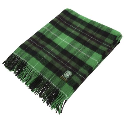 LAMBSWOOL TARTAN THROW image
