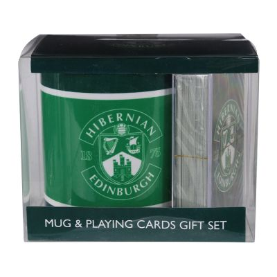 MUG AND PLAYING CARD SET image