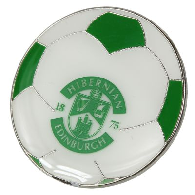 PIN BADGE FOOTBALL image