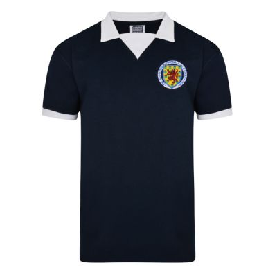SCOTLAND 1974 HOME SHIRT image