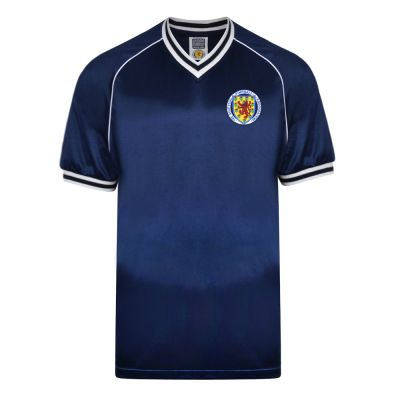 SCOTLAND 1982 HOME SHIRT image