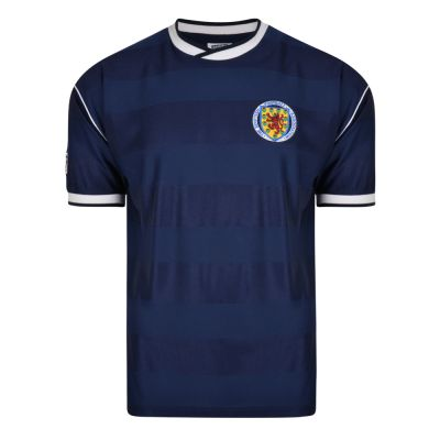 SCOTLAND 1986 HOME SHIRT image