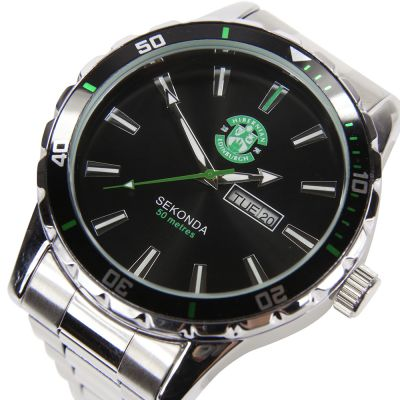 HIBERNIAN FC SEKONDA WATCH BLACK image