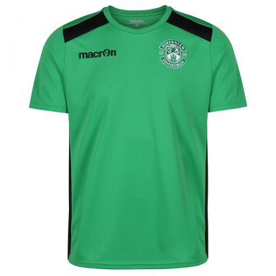 SIRIUS TRAINING T-SHIRT GREEN JNR image