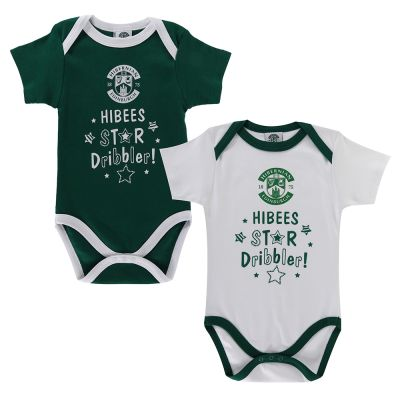 STAR DRIBBLER TWIN PK BODYSUIT image