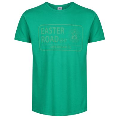 STREET SIGN T-SHIRT GREEN SNR image