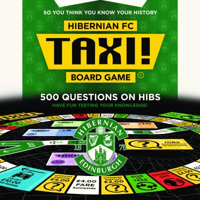 TAXI BOARD GAME image